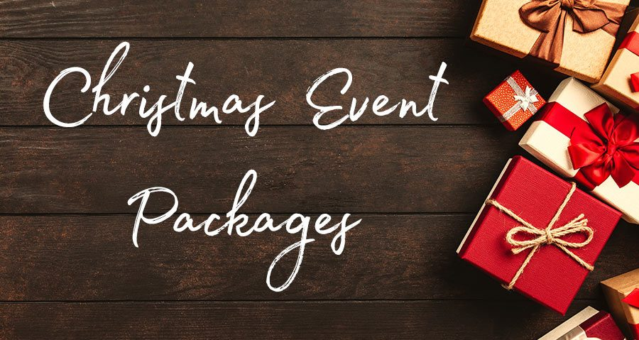Christmas Event Packages 2018