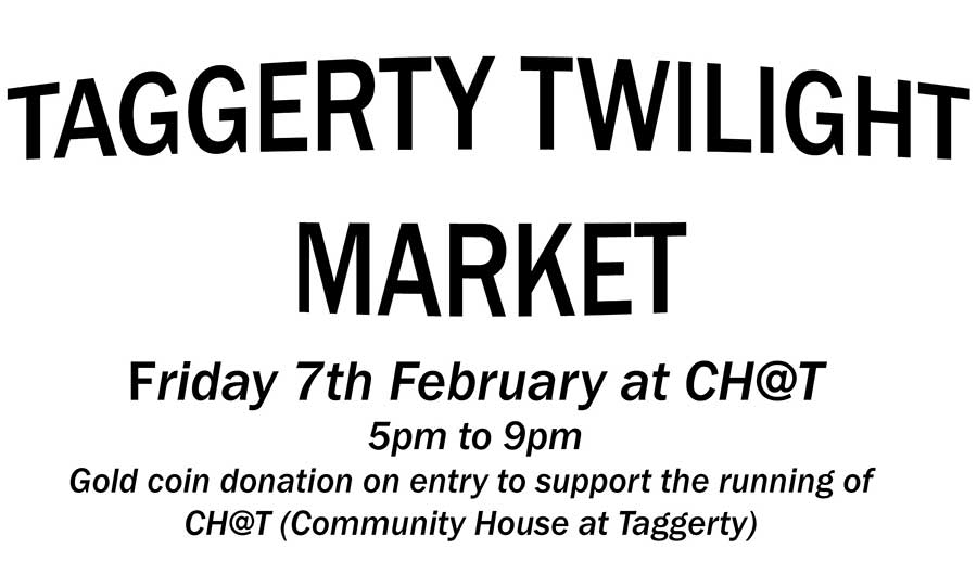 Taggerty Twilight Market