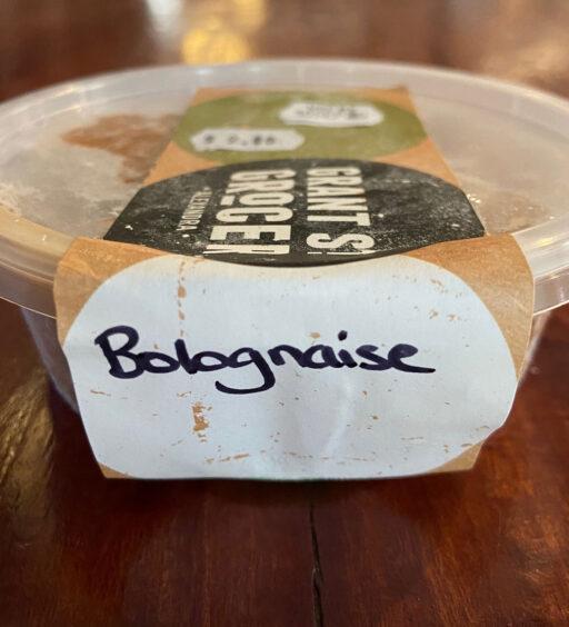 Bolognaise